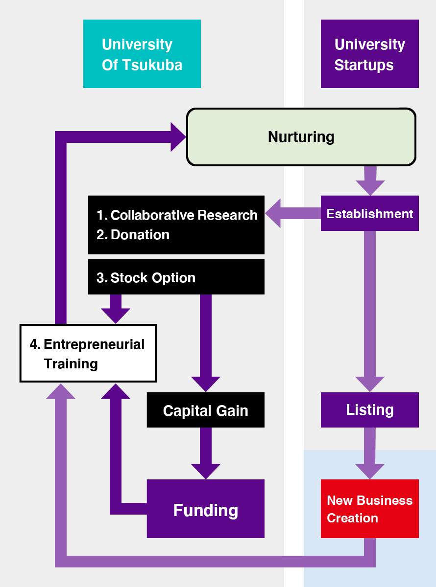 Ecosystem of University Based Start-ups|OISO